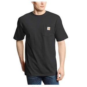 Carhartt Men's Workwear T-Shirts - Big & Talls - Black