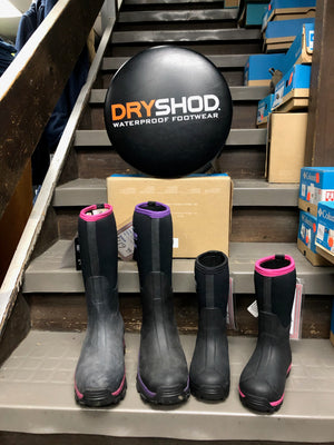 DryShod for women and kids
