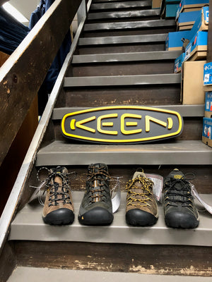 Keen footwear for men - soft toe