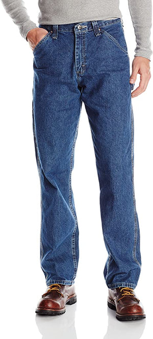 Lee Men's Carpenter Jeans - Original Stone