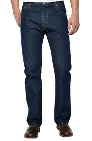 Levi's 517 Boot Cut Jean - Rinsed