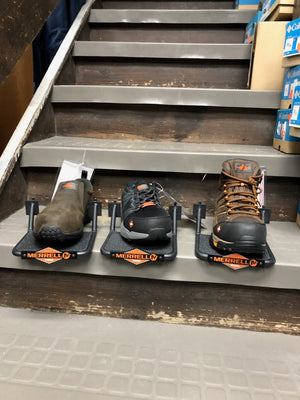 Merrell work shoes for men