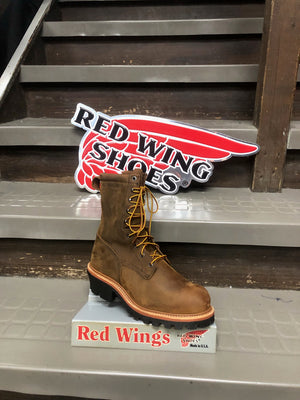 Red Wing Insulated Waterproof Logger Made in the U.S.A.