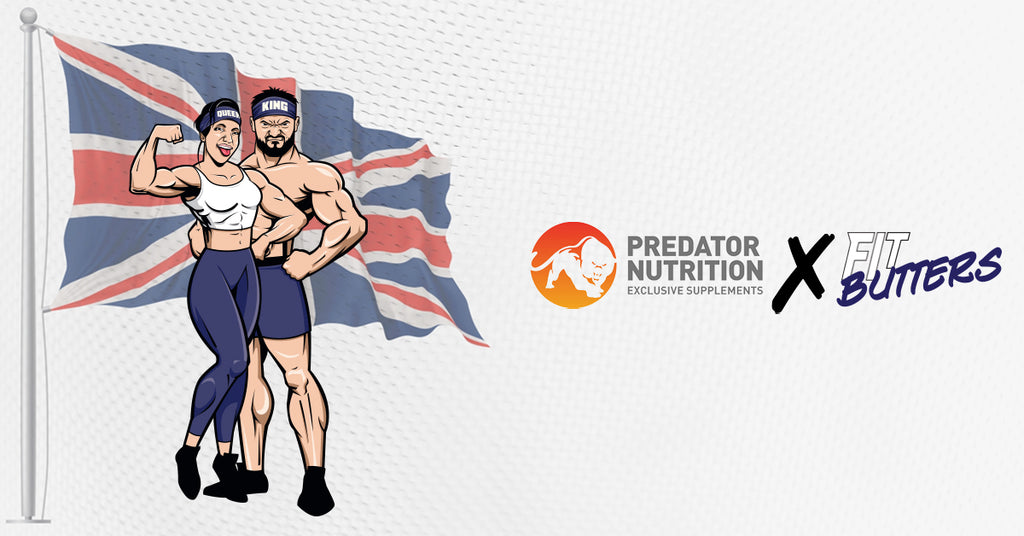 FIt Butters Becomes a Global Brand with Predator Nutrition Partnership
