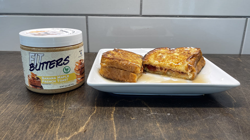 FIt Butters and Jelly Monte Cristo