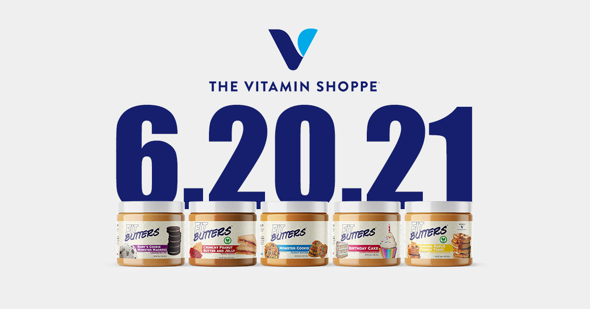 FIt Butters To Launch In Vitamin Shoppe