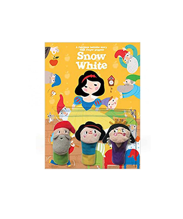 SNOW WHITE -FINGERPUPPET