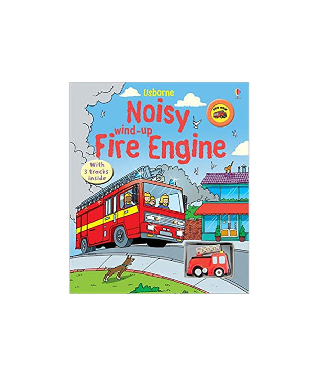 WIND UP FIRE ENGINE