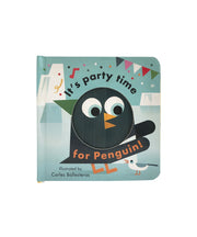 ITS PARTY TIME FOR PENGUIN