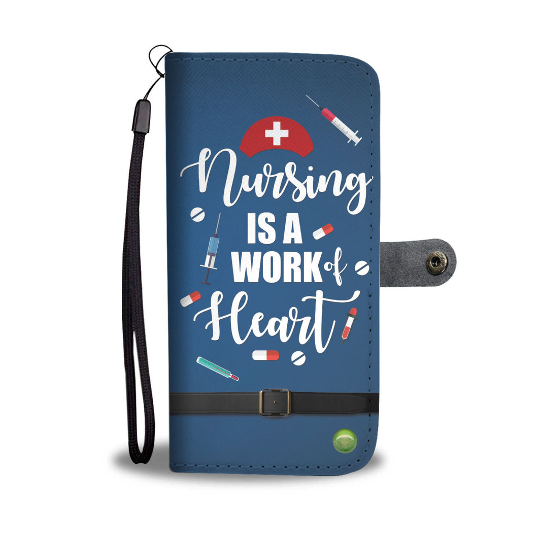 Nursing is a Work of Heart NTD
