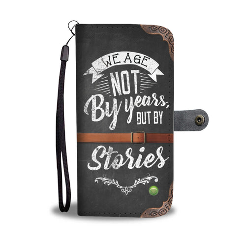 We Age Not by Years but by Stories NTD