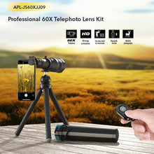 Load image into Gallery viewer, Mobile Phone Monocular Telescope Lens
