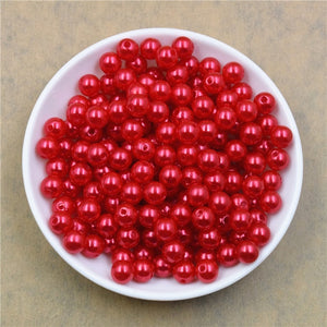 Pearl Beads (100pcs/bag)