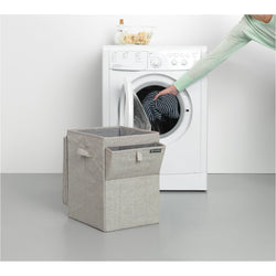 Box Biancheria, 35L Grey Brabantia