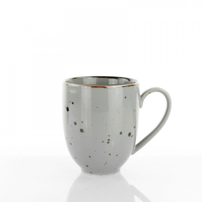 Mug Cottage City Grey Weissestal