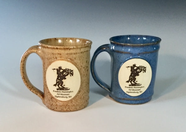 Remington Pottery Mug