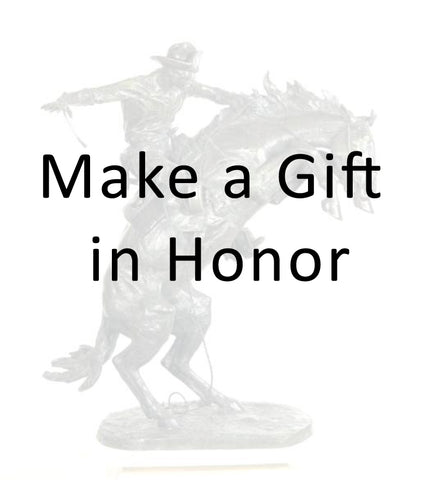 Make a Gift in Honor