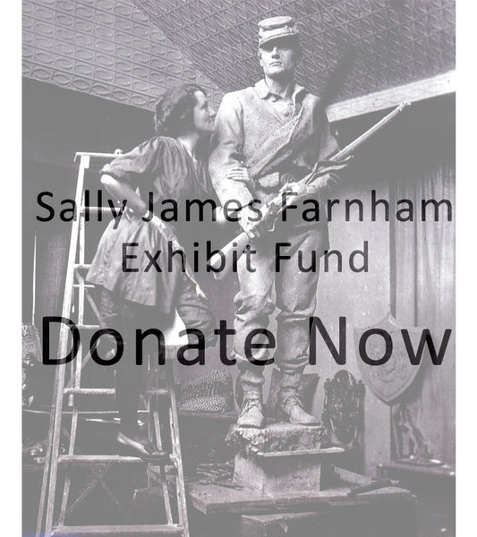 Donate: Sally James Farnham Exhibit Fund
