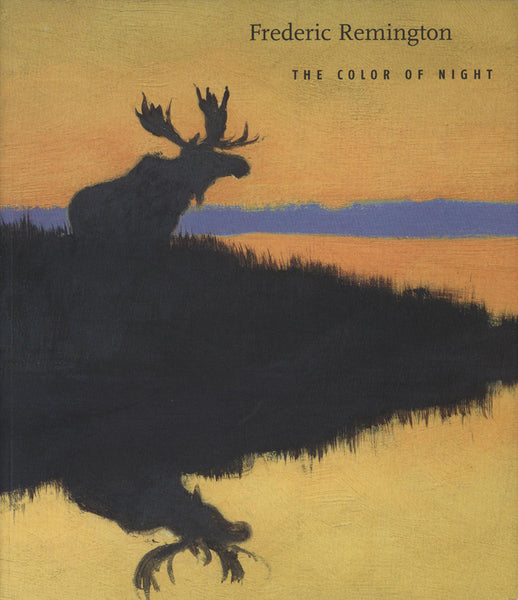Frederic Remington The Color of the Night