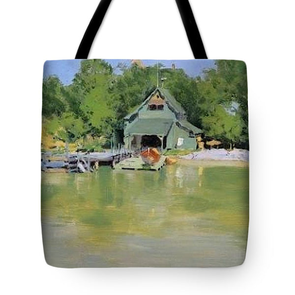 Remington Tote Bags