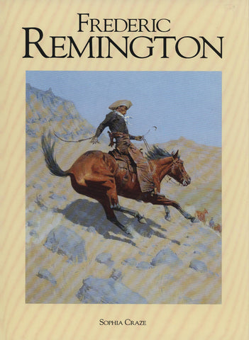 Frederic Remington by Sophia Craze