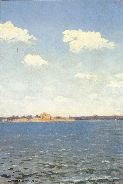 Singer Castle on Dark Island 1908