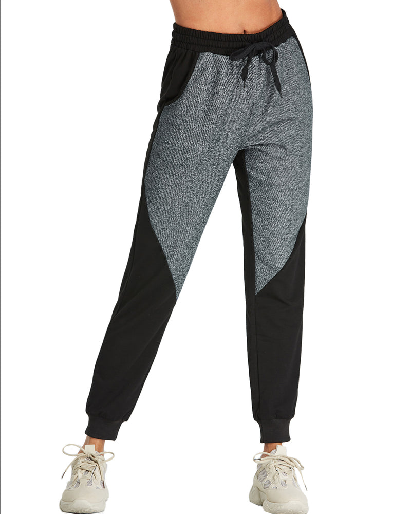 Women's Drawstring Waist Sweatpants with Pockets