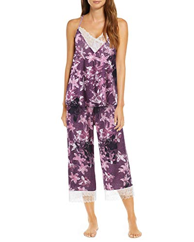 Pajamas for Women Summer Floral Soft Sleepwear Nightwear - Coendy