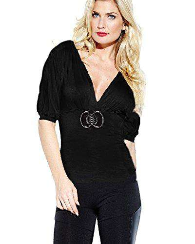 Womens Tops Sexy Slim Fit  Blouse - Coendy