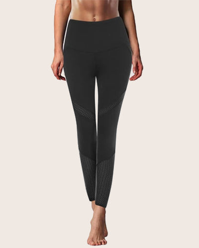 Women Pants Yoga Stretch Leggings - Coendy