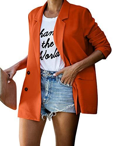 Women Casual Basic Work Elegant Blazer - Coendy
