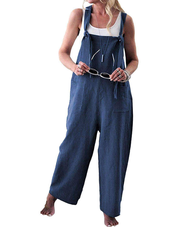 Kidsform Women Jumpsuits Baggy Romper BOTTOMS Coendy
