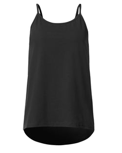 Women Criss Cross Back Hollow Top - Coendy
