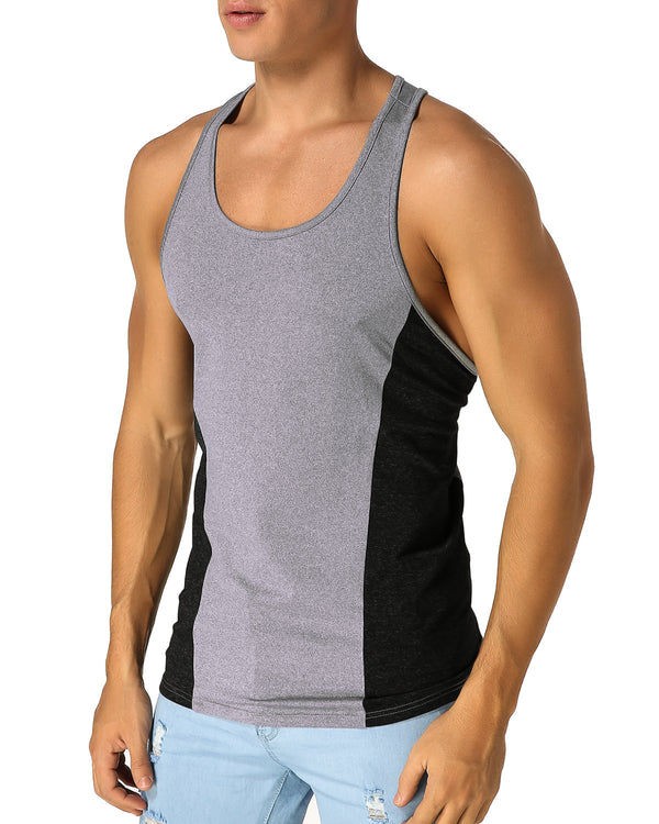 Men's Gym Athletic Sports Tank Vest - Coendy