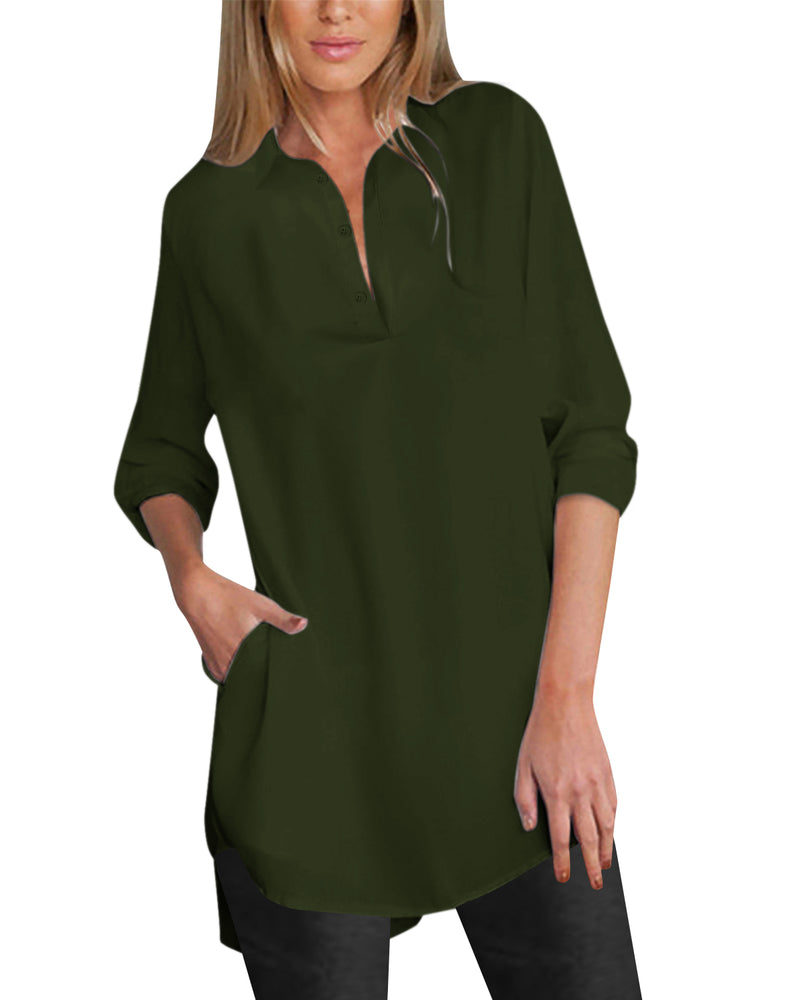 Women's Swimsuit Beach Cover Up Shirt
