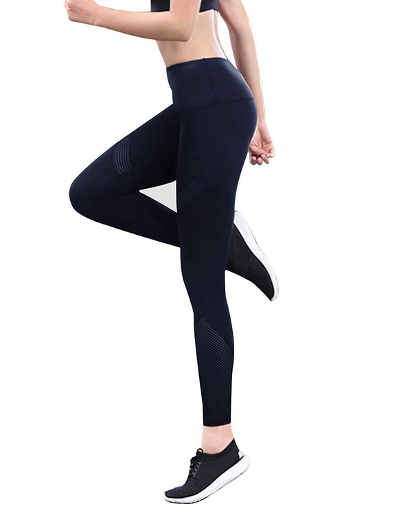 Sunnyme Women Pants Yoga Stretch Leggings BOTTOMS Coendy