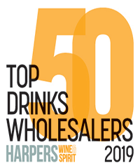 Named 3rd best drinks supplier in the UK