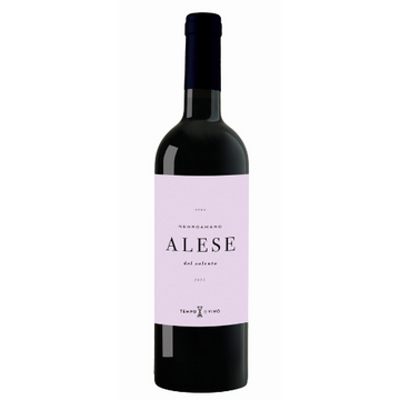 Tempo al Vino Alese Negroamaro 2018 - Red Squirrel Wine