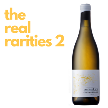 Whites: Real Rarities vol. 2