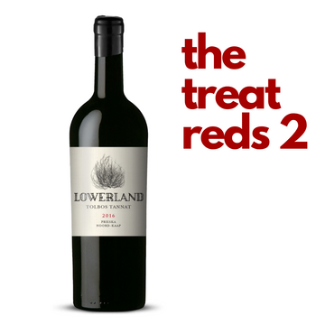 Reds: The Treats vol. 2 - Red Squirrel Wine