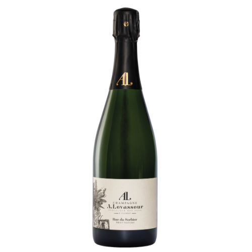 A. Levasseur Rue du Sorbier Brut Nature NV - Red Squirrel Wine