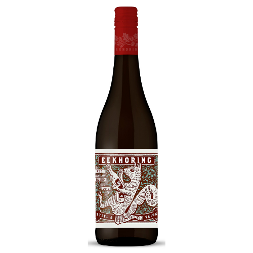 Eekhoring Rooi 2018 - Red Squirrel Wine