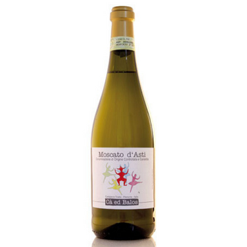 Cà ed Balos Moscato d'Asti 2019 - Red Squirrel Wine