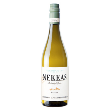 Nekeas Blanco 2019 - Red Squirrel Wine