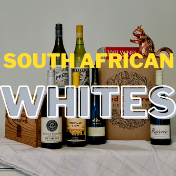 SOUTH AFRICAN White Wines