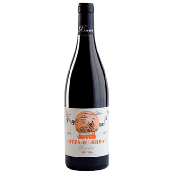 Xavier Côtes du Rhône 2017 - Red Squirrel Wine