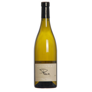 Damien Pinon Vouvray 'Clos Tenau' 2015 - Red Squirrel Wine