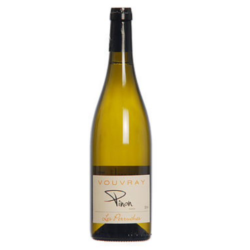 Damien Pinon Vouvray 'Les Perruches' Demi-Sec 2017 - Red Squirrel Wine