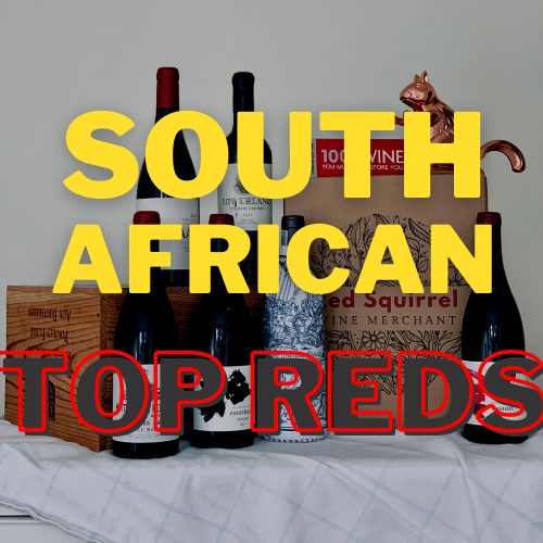 Very Fine SOUTH AFRICAN Red Wines