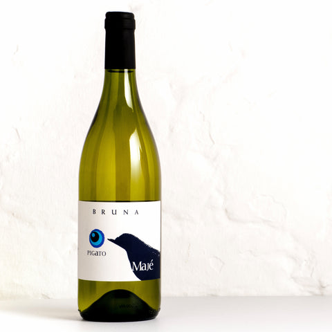 Bruna Pigato Majé 2017 - Red Squirrel Wine
